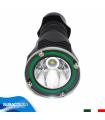 Torcia Subacquea di Backup, Modello L1 Medium, LED XM-L2 U2, 1000 Lm