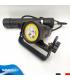 Torcia Subacquea Speleo S.S.N., Modello H03, 3 LED XHP35 + COB, 3000 + 1500 Lm