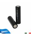 Batteria 18650 3000 mAh 3.7 V al Litio Ricaricabile.